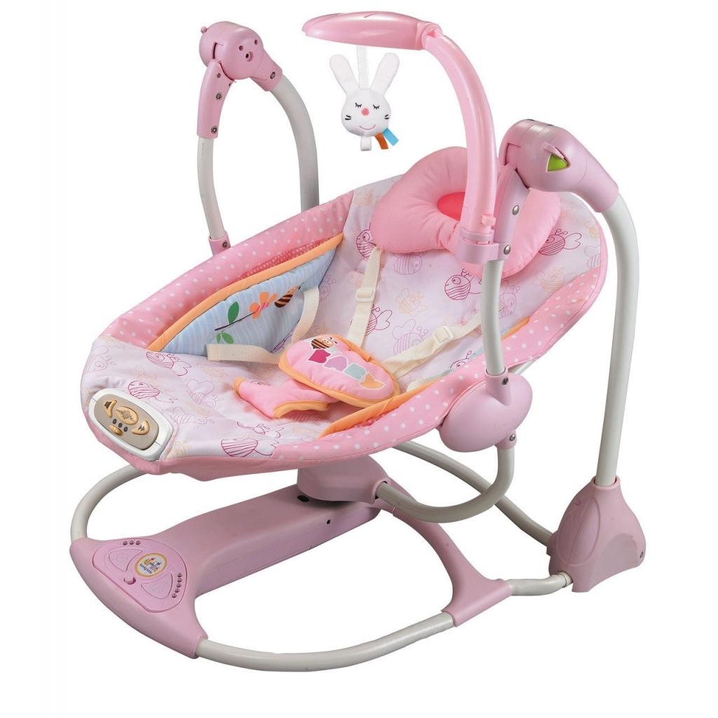 Balansoar pentru copii Premier roz (63565)