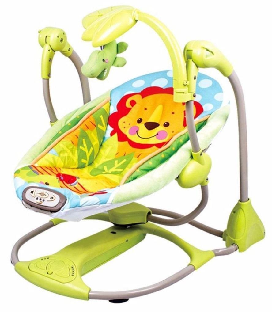 Balansoar pentru copii Premier verde (63566)