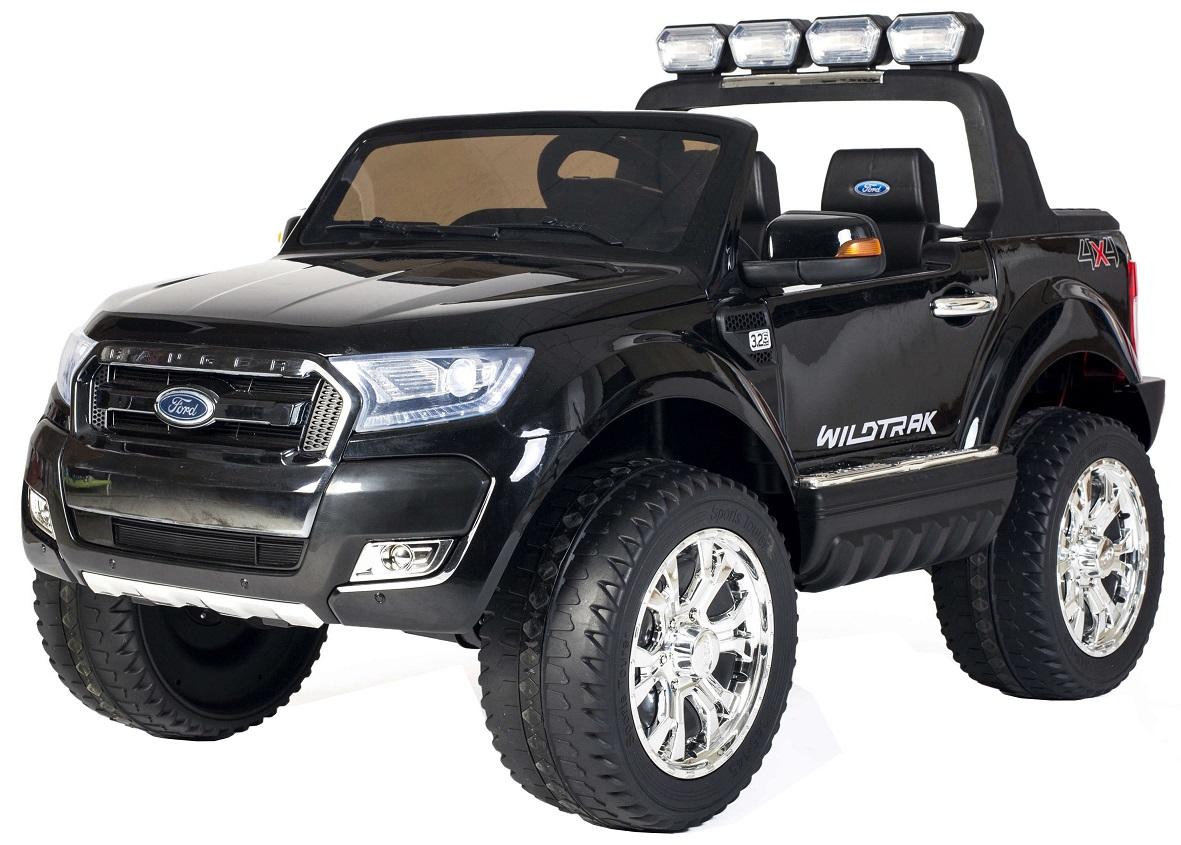 Masinuta electrica Ford Ranger 4x4 negru