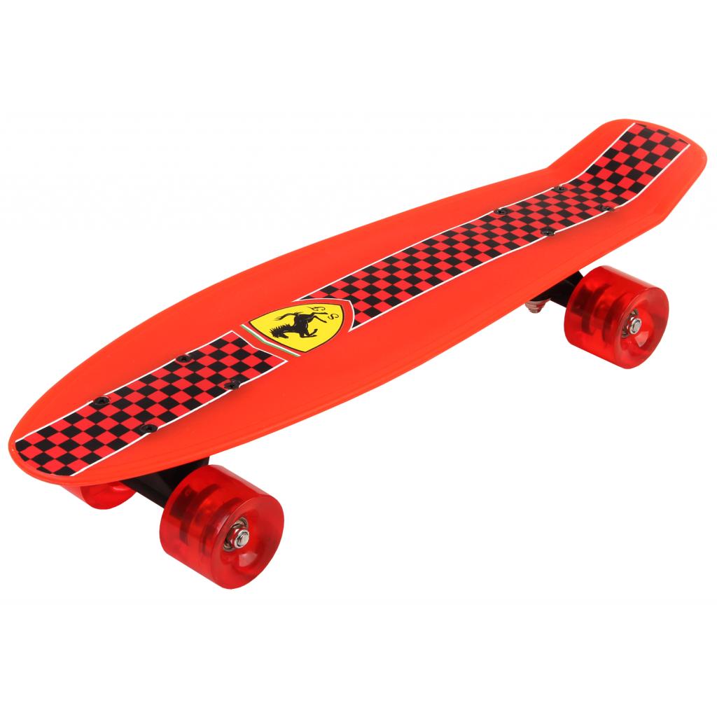 Penny board Ferrari rosu