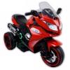 Motocicleta electrica cu 3 roti Premier Sport, 6V, 2 motoare, MP3, rosu