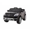 Masinuta electrica Premier Mercedes ML-350 4MATIC, 12V, roti cauciuc EVA, Bluetooth, negru