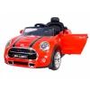 Masinuta electrica Mini Cooper Cabrio rosu