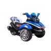 Motocicleta electrica cu 3 roti Premier HC-1038, 12V, 1 motor, MP3, lumini, albastru