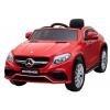 Masinuta electrica Premier Mercedes GLE 63 Coupe, 12V, roti cauciuc EVA, scaun piele ecologica, rosie